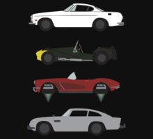 The Car's The Star: Spies Kids Clothes