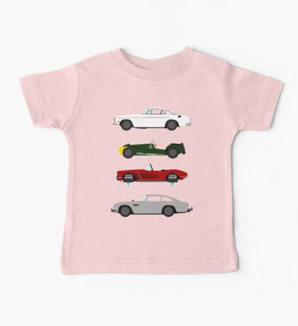 The Car's The Star: Spies Baby Tee