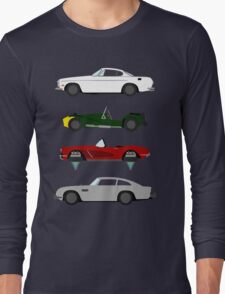 The Car's The Star: Spies Long Sleeve T-Shirt