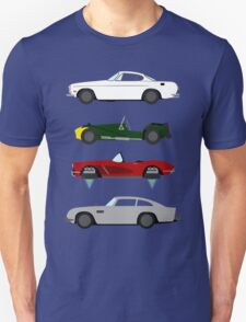 The Car's The Star: Spies Unisex T-Shirt