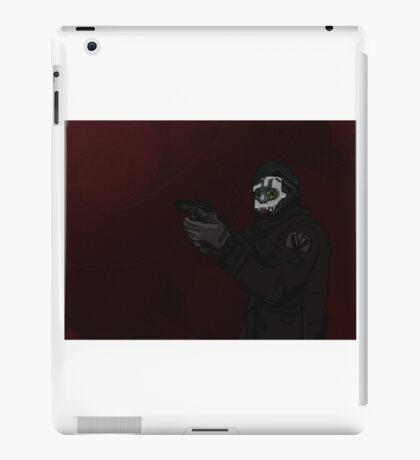 Blood Arts iPad Case/Skin
