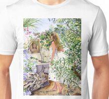 Garden Reflection Unisex T-Shirt