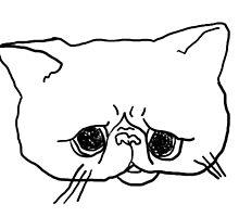 Uglycats - Tom by rukaharuka