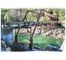 Purdon Crossing Bridge Poster