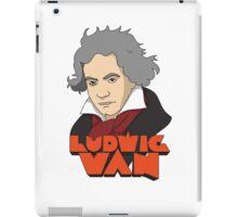 The Old Ludwig Van iPad Case/Skin