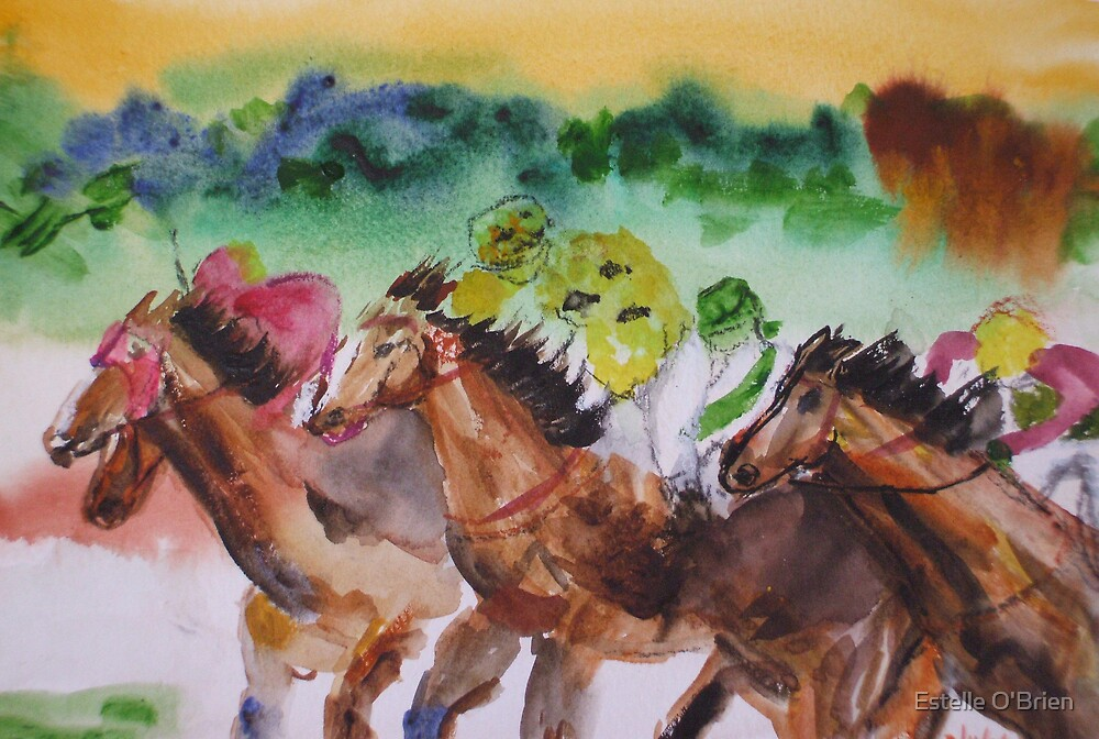 Picnic Races by Estelle O'Brien