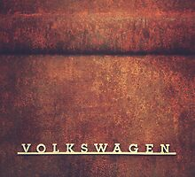 Volkswagen Rust by Matthew Hollinshead
