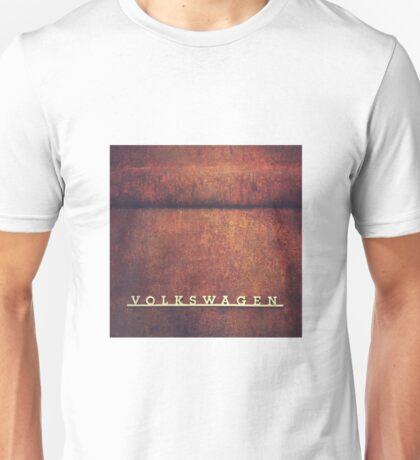 Volkswagen Rust Unisex T-Shirt