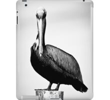 the stare down iPad Case/Skin
