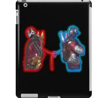 Zed vs Shen iPad Case/Skin