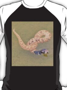 Shield Nose Snake - All Tied Up T-Shirt