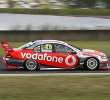 Jamie Whicnup- Team Vodafone by glenn albert