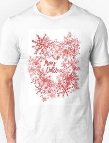 Christmas Snowflake  T-Shirt