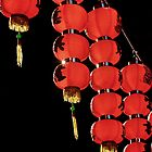 Red Lanterns by Artway