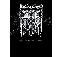 Hawkwind - Doremi Fasol Latido Photographic Print