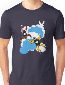 Sky Diving Unisex T-Shirt