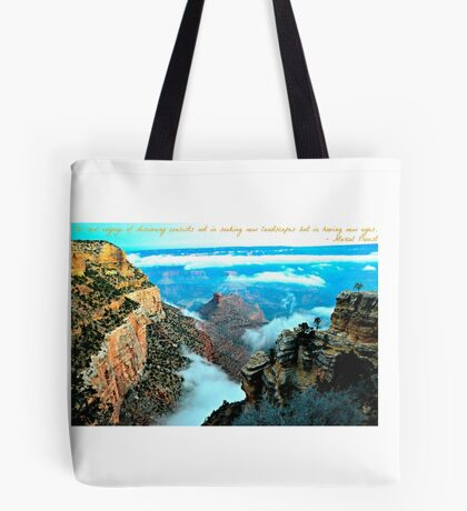 Voyage Travel Quote Collection  Tote Bag