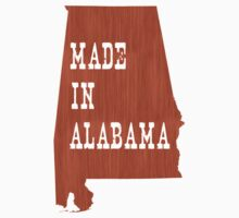 Made In Alabama Kids Clothes