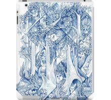 Jungle hide-and-seek iPad Case/Skin