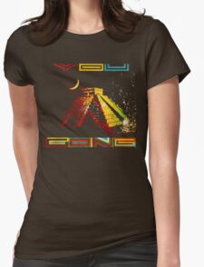 Gong - You Womens Fitted T-Shirt