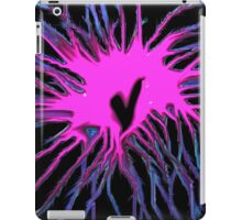 Fusion of the heart iPad Case/Skin
