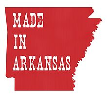 Made in Arkansas by surgedesigns