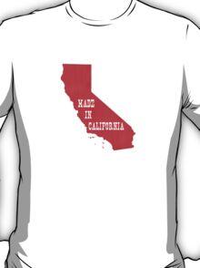 Made in California T-Shirt