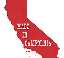 Made in California by surgedesigns