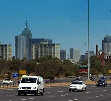 Melbourne City   by lettie1957