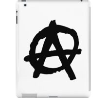 Anarchy iPad Case/Skin