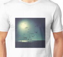 A Flock of Seagulls Unisex T-Shirt