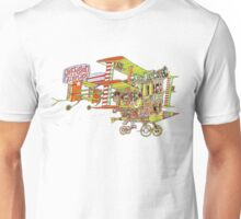 Jefferson Airplane - After Bathing at Baxter's Unisex T-Shirt