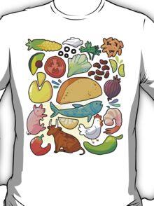 What Makes a Taco T-Shirt