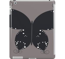 Cartoon fantasy butterfly 4 iPad Case/Skin