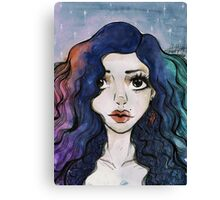 """Hev's Art ~ Marina and the Diamonds """"Froot""""  Canvas Print"""