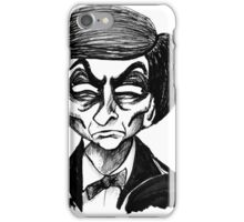 2nd Doctor iPhone Case/Skin