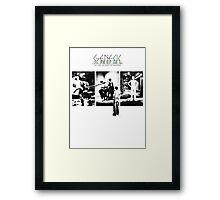 Genesis - The Lamb Lies Down on Broadway Framed Print