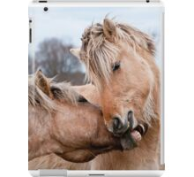 Horsing Around 2 iPad Case/Skin