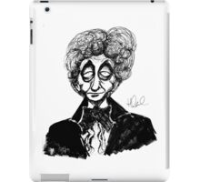3rd Doctor iPad Case/Skin