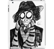 4th Doctor iPad Case/Skin