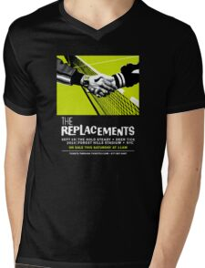 The Replacements Forest Hills show Mens V-Neck T-Shirt