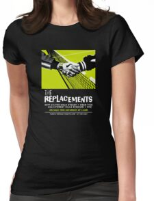 The Replacements Forest Hills show Womens Fitted T-Shirt