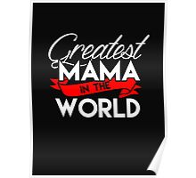 tribute to all moms Poster