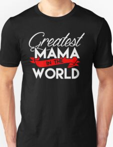 tribute to all moms T-Shirt