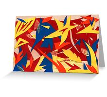 Paper Explosion Greeting Card