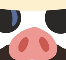 Minimal Porco Sticker