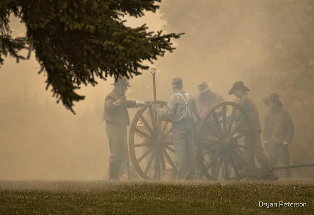 Cannon Haze by Bryan Peterson
