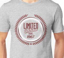 Limited Edition est.1967 Unisex T-Shirt