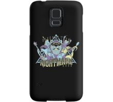 Riverbottom Nightmare Band Samsung Galaxy Case/Skin