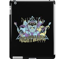 Riverbottom Nightmare Band iPad Case/Skin